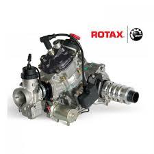 Moteur Rotax Karting