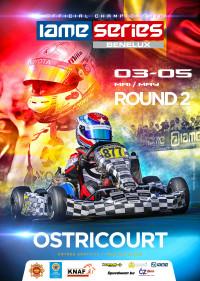 Iame Benelux à Ostricourt Racing Kart JPR