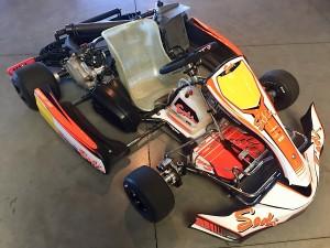 DD2 occasion Sodikart Sigma Rotax Racing Kart JPR Ostricourt