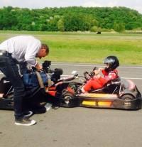 Reportage Karting à Ostricourt : Ecole Française de Karting