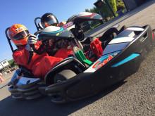 Kart Biplace Racing kart JPR Ostricourt