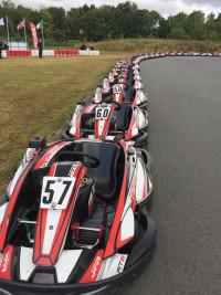 Racing Kart Jpr circuit près de lille, nord , haut de france