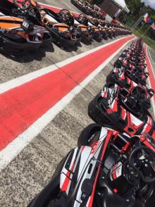 Racing Kart JPR Kart 270cc Ostricourt