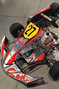 Karts occasion Racing JPR