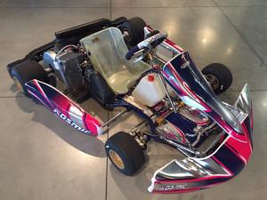 Kosmic Rotax Occasion Racing Kart JPR Ostricourt