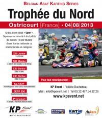 Belgian Asaf Karting Series à Ostricourt