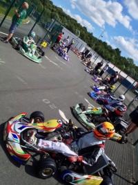 CHampionnat ASAF à Ostricourt Racing Kart JPR