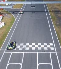 ligne d'arrivée racing kart JPR Ostricourt