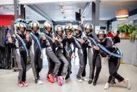 Racing Kart Jpr circuit de karting à ostricourt près de Lille