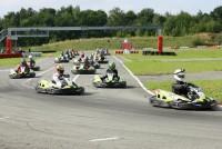 Départ Sprint Cup JPR circuit inversé