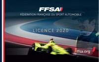 Licence FFSA Karting Ostricourt Racing Kart JPR