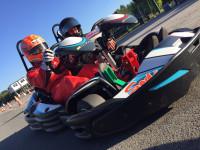 Karting Vacances Lille Ostricourt