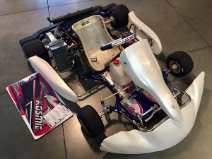 Kosmic Rotax Evo Cylindre 2018 Racing Kart JPR