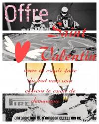 Offre Saint Valentin Racing Kart JPR Ostricourt